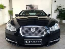 Jaguar Xf 4.2 S V8 2008/2009 Preto Blindado - 2009