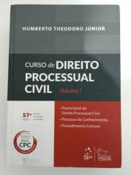 Curso de Direito Processual Civil de Humberto Theodoro Júnior