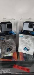 Go Pro 7 White Nova à Prova D água 10MP Full HD Wifi