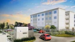 : Apartamentos Santa Cândida fácil aprovação entrada parcelada