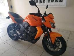 Kawasaki Z750 2012 Segundo dono - 2012