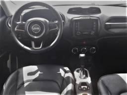 RENEGADE 2018/2018 1.8 16V FLEX LONGITUDE 4P AUTOMÁTICO - 2018