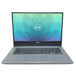 Notebook Ultrafino Dell - Intel i5, SSD128gb, Hd 1 Tb + Geforce 940mx - Inspiron 14 7460