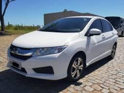 Honda City LX Automático 2015 Branco - Abaixo da Fipe - 2015