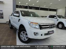 Ford Ranger XLT CD 4X4 3.2 Aut - 2014