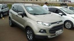 FORD NEW ECOSPORT FREESTYLE 1.6 16V FLEX Prata 2016/2017 - 2016