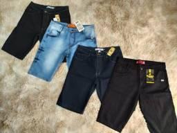 Bermudas jeans entrego Anápolis