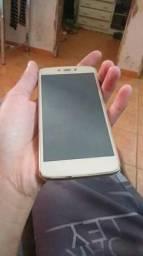 Moto c plus 16GB nota fiscal e caixa 300 reais WhatsApp *