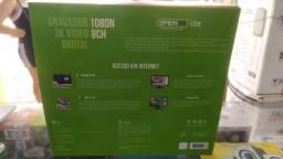 Dvr multilaser 1080n 8ch Digital