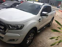 Ford Ranger Limited 2017 a mais top diesel!!!!! - 2017