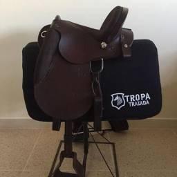 Sela australiana cavalo rei