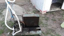Compressor e condensadora bitzer