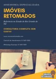 Imóveis Retomados | Prédio com área total de 1.857,36m2 | Bairro Centro | Montenegro/RS