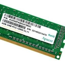 Memoria : Apacer 4gb Ddr3