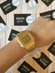 987eec3f0a51 Relógio Casio Vintage Retro NOVO - Aceito cartão Produto de alta qualidade