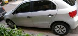 Volkswagen Gol City 1.6 2015 MEC Prata - 2015