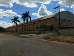 Barracão no Distrito Industrial LOCAÇÃO