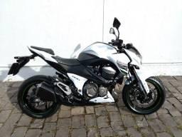 Kawasaki z 800 2016 branca com abs