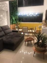 Loft com 1 dormitório à venda, 56 m² por R$ 450.000 - Park Lozandes - Goiânia/GO