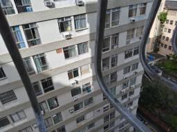 Sala dois quartos com garagem na Lapa Rio de Janeiro