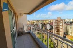 Apartamento com 2 dormitórios para alugar, 56 m² por R$ 1.800,00/mês - Papicu - Fortaleza/