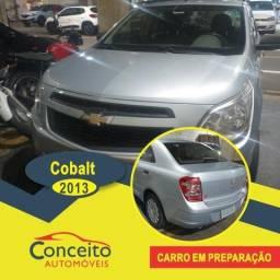 Cobalt 2013 completo prata 1.4