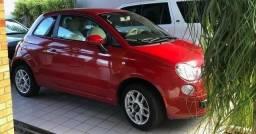 Lindo Fiat 500 - Extra! - 2012
