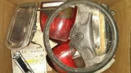 Usado, Kit Farol+Pisca+Laterna+volante+som Gol G2 Bola comprar usado  Ananindeua