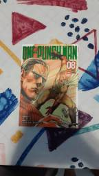 Mangá ONE PUNCH MAN - Volume 8