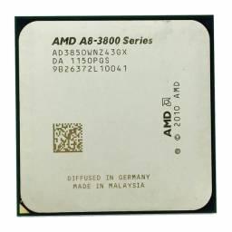 AMD A8-3850. Processador Gamer