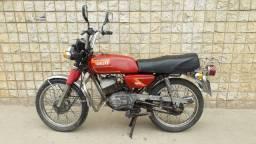 Yamaha RX 125 ano 1982