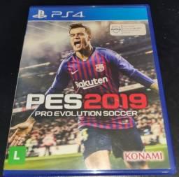Imperdível!! - Pro Evolution Soccer 2019 - PES2019 - PS4