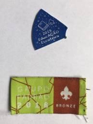 Distintivos Para Colecionadores Do Movimento Escoteiro