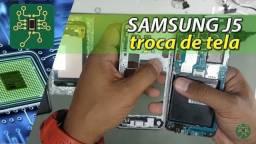 Samsung J5 troca de Frontal na Wiki-(Assistência no Anjo da Guarda)