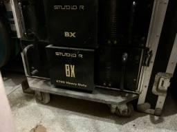 Amplificador de potência Studio R BX