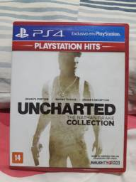 Uncharted The Nathan Drake Collection para PS4