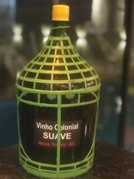 Garrafão de vinho ou cachaça (revenda )