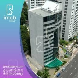 Alugo Sala Comercial Vieiralves Business Center, excelente localização