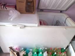 Freezer fricon dupla ação