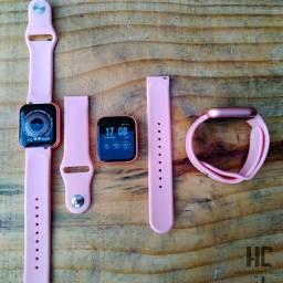 Relógio inteligente Smartwatch i5