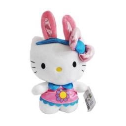 Hello Kitty Coelhinha Boneca De Pelúcia Sanrio Dtc - Colecionador