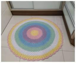 Tapete candy colors para decorar quartinho do seu bebê 1 metro