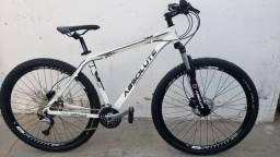 Bicicleta Aro 29 Hidráulica (Nova Nunca Usada) Absolute (Tamanho 19) Shimano Acera 27v