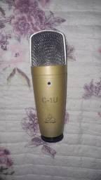 Microfone Behinger C-1U USB