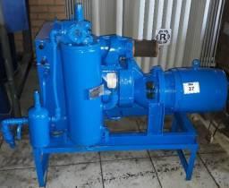 Compressor de ar de parafuso - Atlascop - GA110