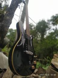 Guitarra Tagima PR-200 troco por strato.