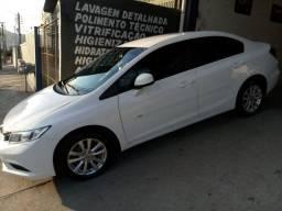 Vendo Honda Civic LXS 2015 Muito Conservado