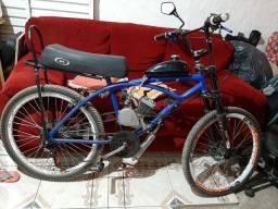 Troco bike motorizada 80cc