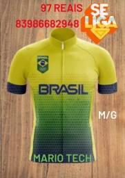 Promoção. Camisas ciclistas