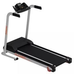Esteira Athletic runner 14km/h - 120kg -  amortecedores interno